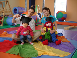 Graduação da Lara no Gymboree Play & Music de Almada 1