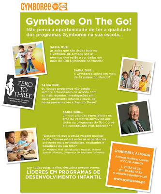 Gymboree On The Go! 3