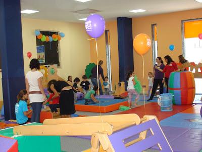 Festa do 1º Aniversário do Gymboree Play&Music de Almada 1