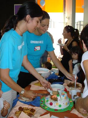 Festa do 1º Aniversário do Gymboree Play&Music de Almada 4