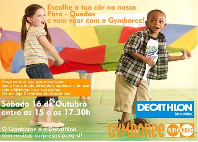 O Gymboree Porto vai à Decathlon de Matosinhos 3