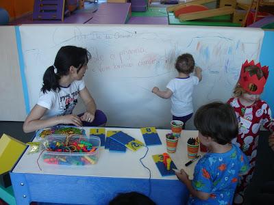 Semana da Criança no Gymboree de Aveiro! 4