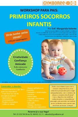 Workshop de Primeiros Socorros Infantis 1