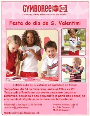 Festa do dia de S. Valentim em Aveiro! 1