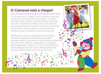 Aprender com o Carnaval! 1