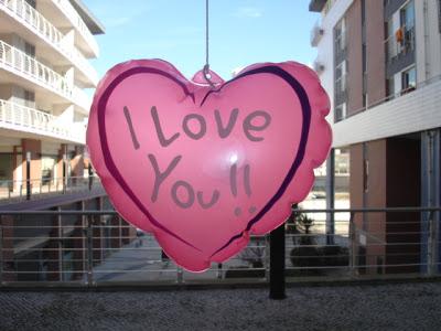 O Gymboree de Aveiro já está preparado para o dia de S. Valentim! 2