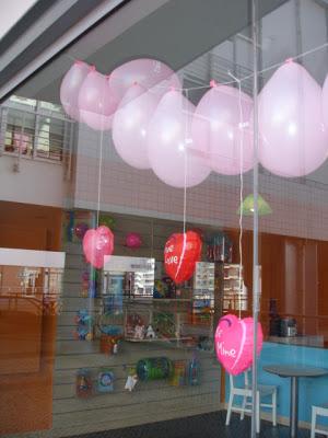O Gymboree de Aveiro já está preparado para o dia de S. Valentim! 3