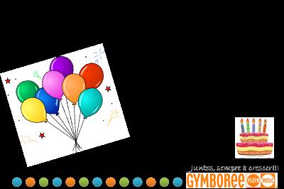 Parabéns Gymbo! 1