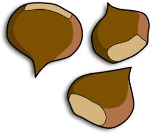 castanhas