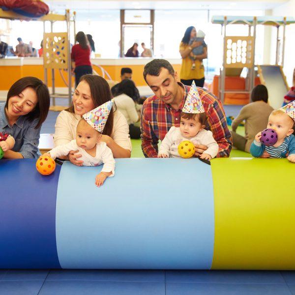 5 razões espectaculares para trazer o seu filho ao Gymboree já hoje! 2