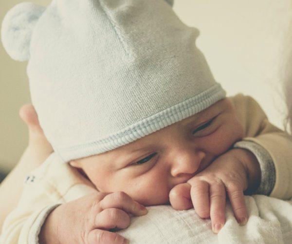 bebé constipação