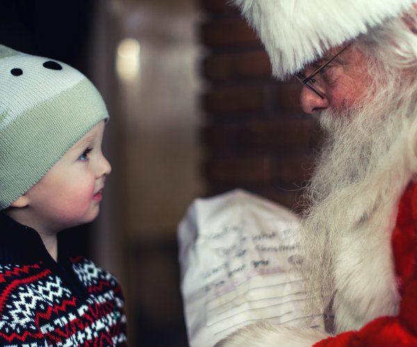 Presentes de Natal: sabe dizer «não» aos seus filhos? 2