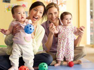 pais mãe bebé crianças