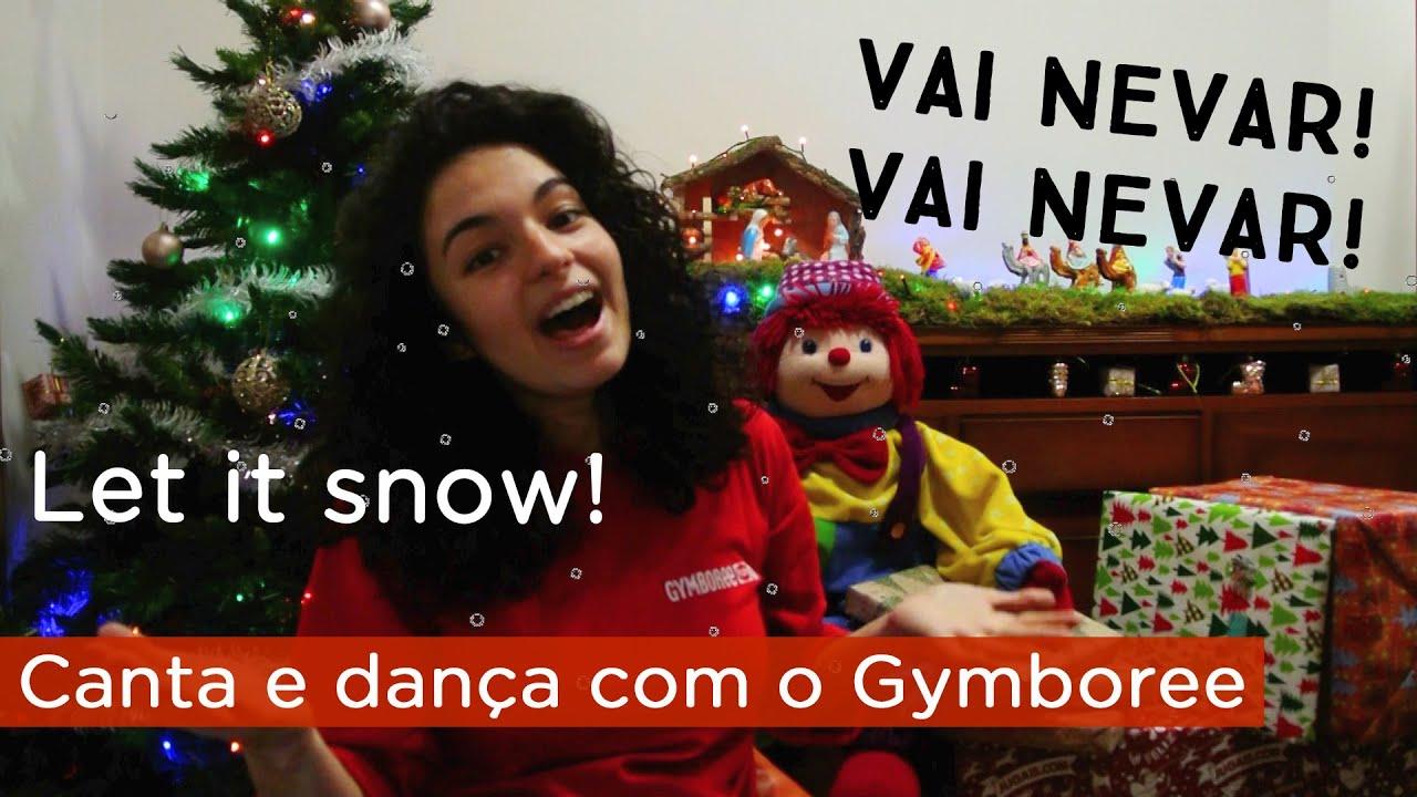 let it snow vai nevar canção de natal christmas carol children criança infantil canção natal infantil Lisboa Porto Leiria Carnaxide Cascais Funchal